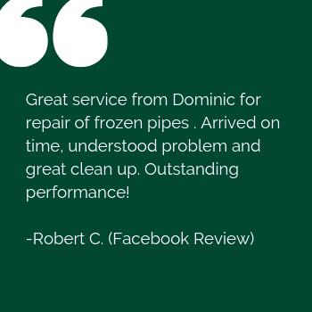 BantamWesson customer review plumbing