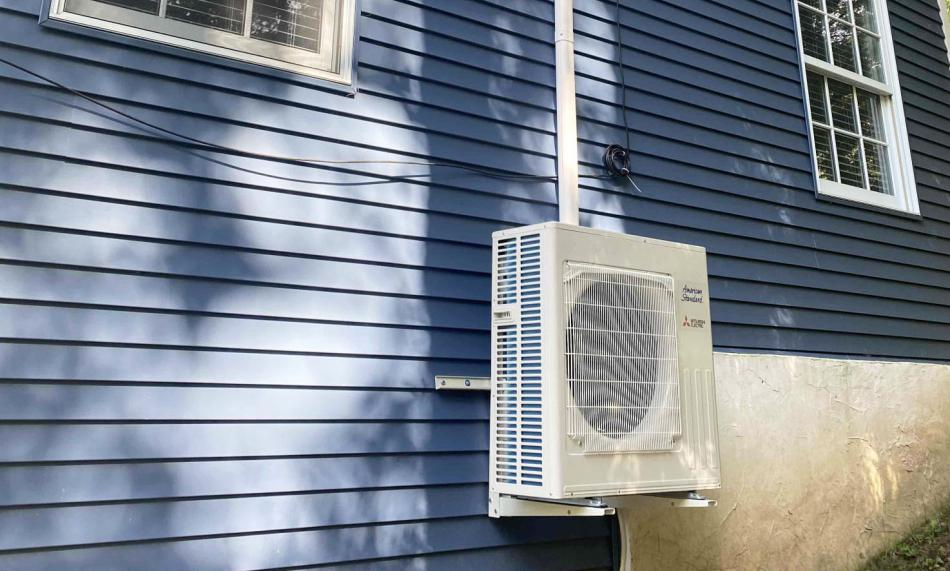 Dual Heat Pump System