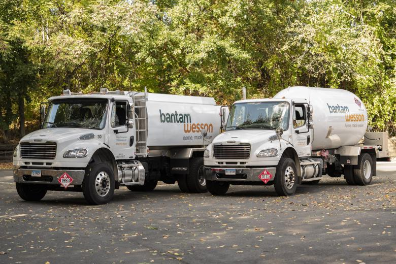 Home fuel delivery trucks in Litchfield, CT