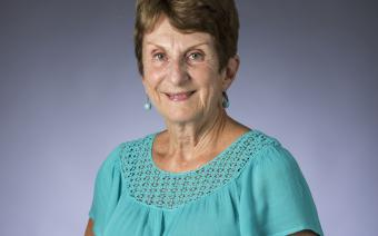 photograph of Lucille Parsons
