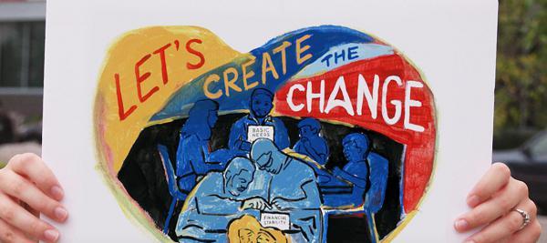 Create the Change United Way
