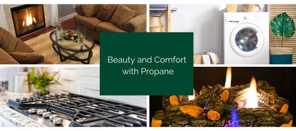 Indoor applications of propane