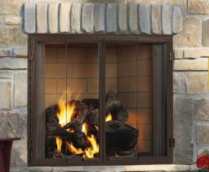 Castlewood Fireplace by Majestic